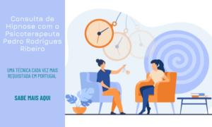 Consulta de Hipnose com Pedro Rodrigues Ribeiro