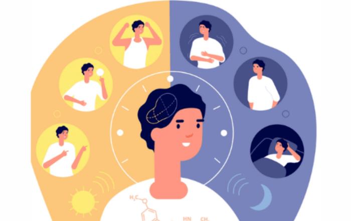 Sono, ciclo circadiano e o relógio biológico