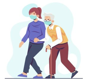 Cuidar de pessoas mais velhas