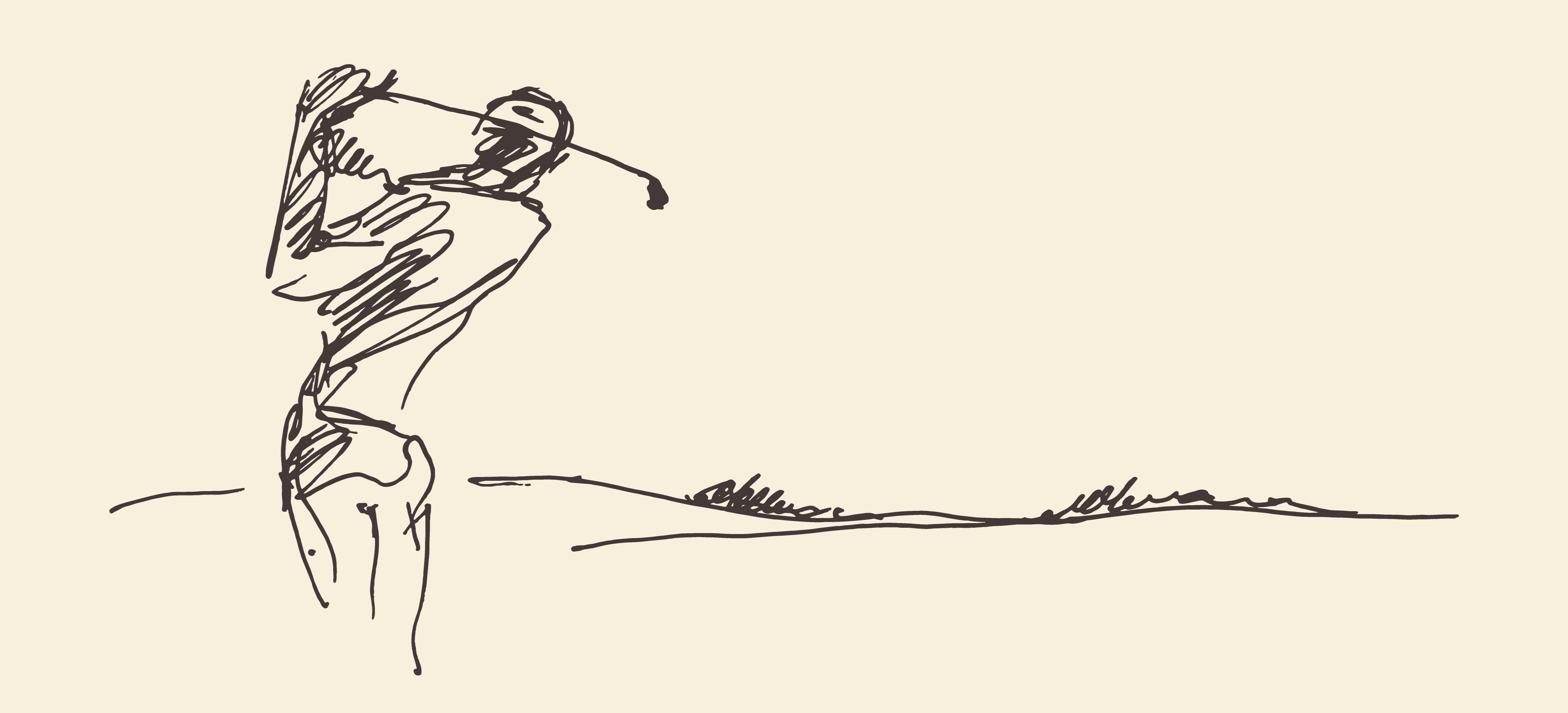 Golfe ou a vida